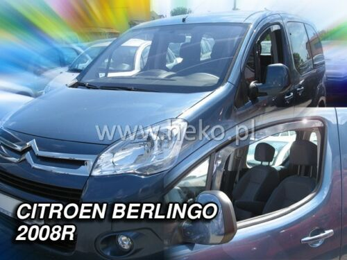 HEKO 26133 saute vent 2 pcs Citroën Berlingo 09-18 PEUGEOT PARTNER 08-18