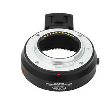 Fotga AF Lens Adapter for 4/3 Lens to Olympus Pen Micro 4/3 M4/3 + Tripod Mount