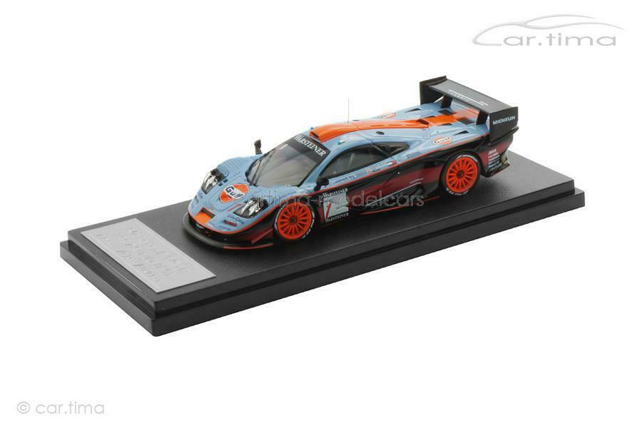 McLaren F1 GTR-Suzuka 1997 - Scott Lees Nielsen-HPI Racing 1 43 - 821