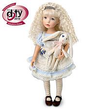 Ashton Drake Dianna Effner Poseable Alice In Wonderland Doll of the Year 2011