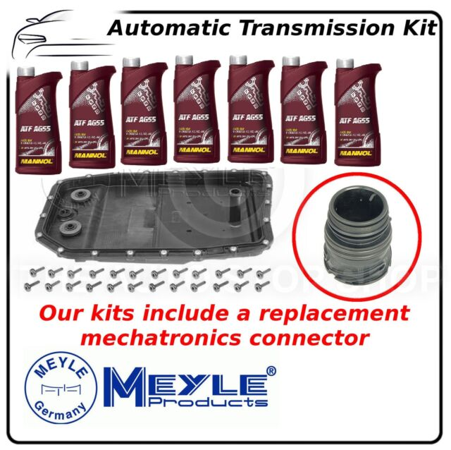 BMW Jaguar Land Rover ZF Meyle Automatic Transmission Gearbox Kit Mannol Oil