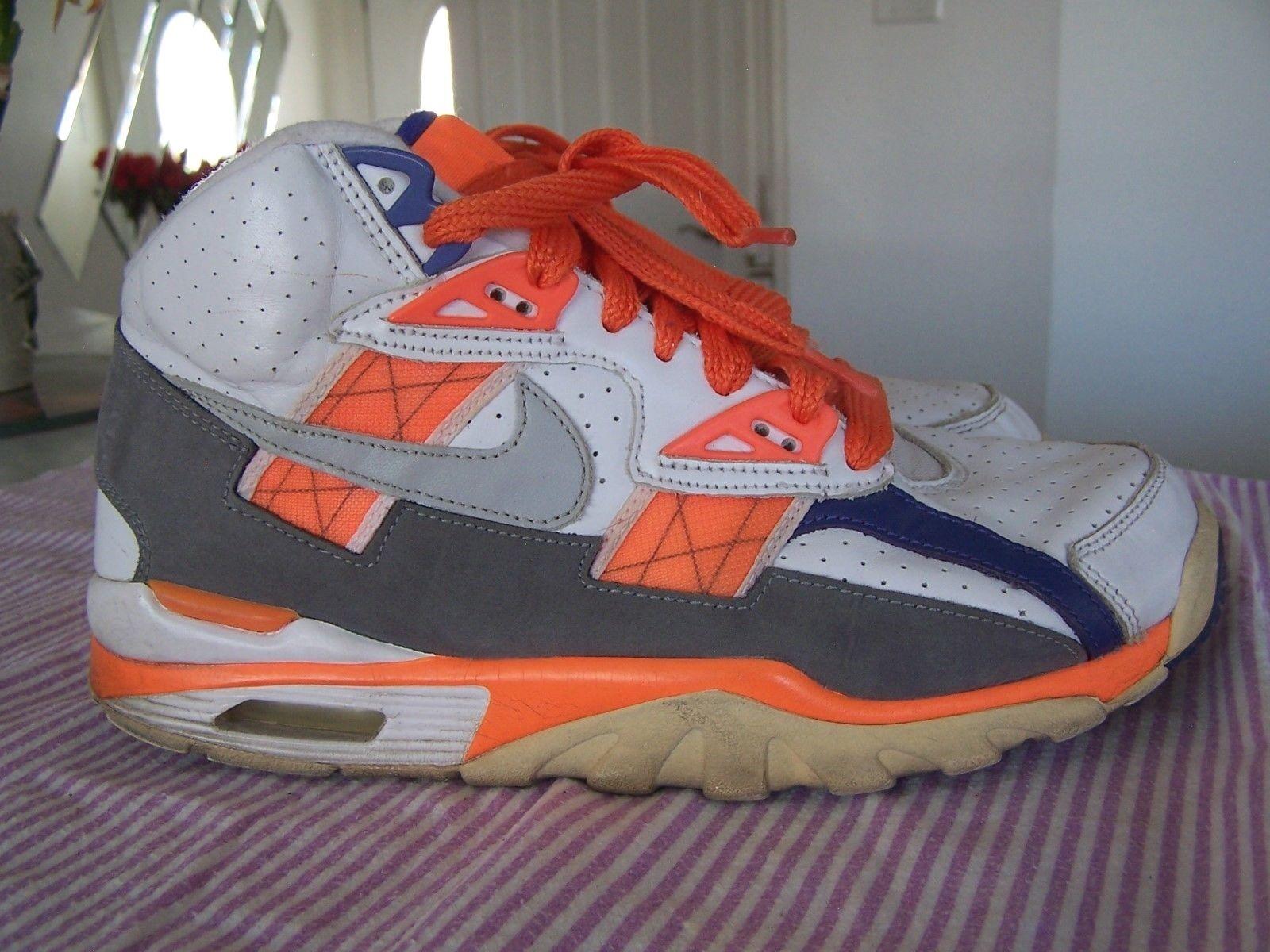 Nike Air hombre Trainer naranja SC Hola retro azul naranja Trainer zapatos cómodos 0ae6ba