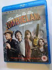 Zombieland (Blu-ray, 2010) BLURAY QUALITY CHECKED & FAST POST