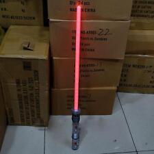 Star Wars DARTH MAUL RED SITH Ultimate FX Lightsaber Sword Hasbro 2012 NEW (1)