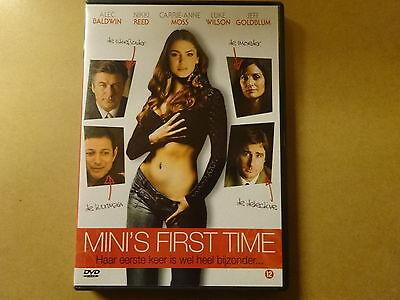 DVD / MINI'S FIRST TIME ( ALEC BALDWIN, NIKKI REED, LUKE WILSON... )