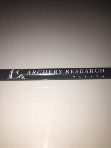 """Wachs Ek Archery Köcher SET: 20 Alubolzen 20/"""" schwarz 2219 Armbrustbolzen"""