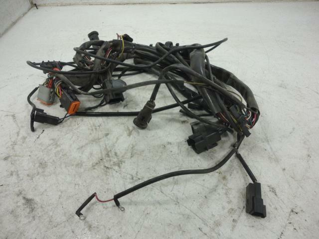 1993 1994 1995 Harley Davidson Touring Front Wire Harness Fairing Interconnect
