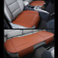 3D-Universal-Car-Seat-Cover-Breathable-PU-Leather-Pad-Mat-for-Auto-Chair-Cushion miniature 14