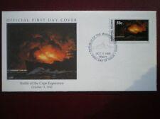 MARSHALL ISLAND WWII 1942 1 COVER BATTLE OF CAPE ESPERANCE