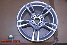 "BMW F3x 18x8.5"" ET47 Rear Alloy Wheel M Star Spoke 400 No Kerbing 36117845881"