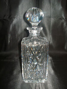 Antique-Baccarat-Crystal-Finistere-Decanter-Circa-Late-19th-Century-6-LBS