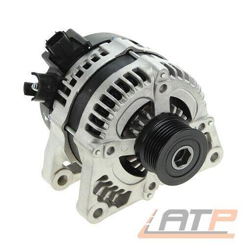 La dínamo generador 120a Mazda 3 bk bl 1.6 di turbo MZR CD BJ 04-13