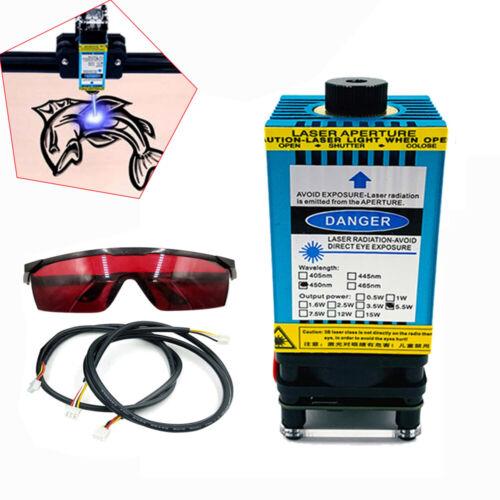 Laser adjustable focus Laser Module For CNC Laser Engraver part DIY Engraving