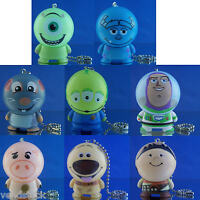 8 Disney Pixar Light Lamp Fan Pulls Monsters Inc, Up, Toy Story You Pick One