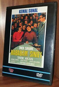 Tuerkische-Filme-Hababam-S-n-f-DVD-Tar-k-Akan-Kemal-Sunal-Turkish-Movies