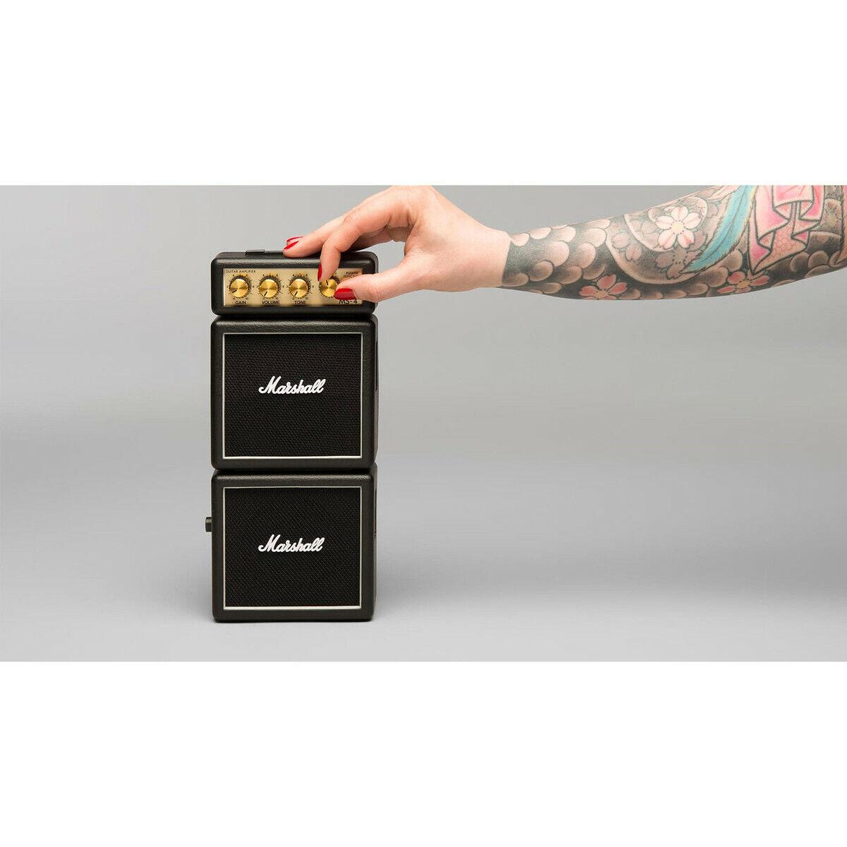 MARSHALL MS4 GUITAR MINI AMP 1 Watt