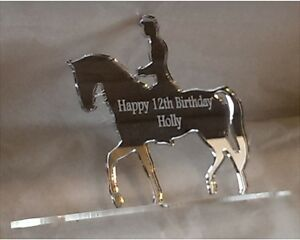 Image Is Loading 18th 21st Any Age Horse Theme Happy Birthday