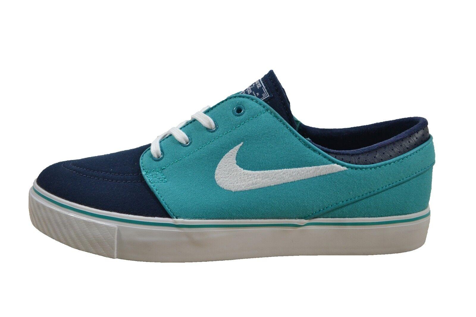 Nike Nike Nike ZOOM STEFAN JANOSKI CNVS Turbo Green White Obsidian (393) Men's Shoes 733ca8