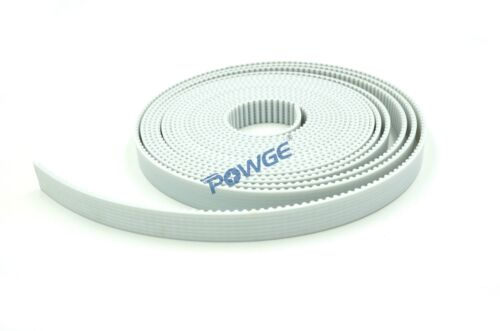 Trapezoid PU T2.5 open Synchronous Timing Belt Width 4mm 6mm 10mm Polyurethane
