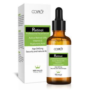 PURE-RETINOL-VITAMIN-A-2-5-Anti-Aging-Wrinkle-Acne-Cream-Facial-Face-Serum