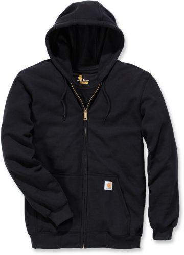 Carhartt K122 Midweight Hooded Zip Front Sweatshirt | Deutsche Outlets