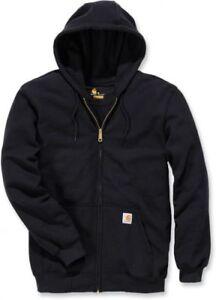 Carhartt K122 Midweight Hooded Zip Front Sweatshirt-afficher Le Titre D'origine Qyno2rg0-07223818-985380609