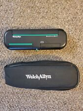 Welch Allyn 25v Compacset Diagnostic Set Ophthalmoscope Otoscope Model 74001