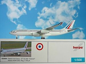 Herpa-Wings-1-500-airbus-a340-200-French-Air-Force-F-Raja-523509-modellairport-500
