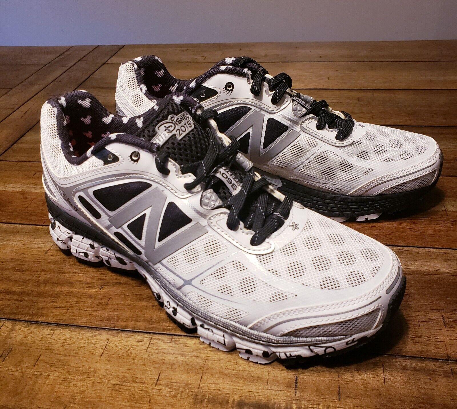 New balance 860 Nuevo Disney ejecutar Minnie Mouse 2015 2015 2015 zapatos talla 8 EE. UU. nuevo Sin Caja d70441