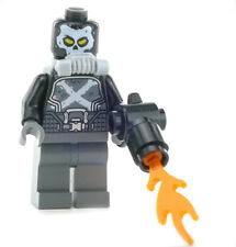 NEW LEGO CROSSBONES MINIFIG 76050 figure minifigure marvel cross bone villain