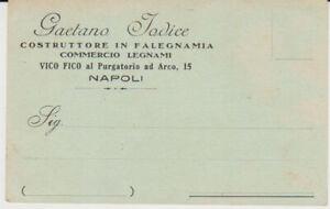CARTOLINA-PUBBLICITARIA-PRIMI-900-NAPOLI-GAETANO-IODICE-LEGNAMI