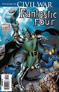 Fantastic-Four-Comic-537-Cover-A-First-Print-2006-McKone-Michael-Straczynski