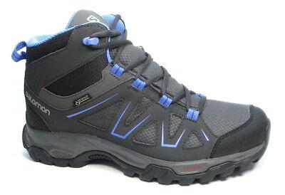 Salomon Tibai Mid GTX W Outdoor Wanderschuhe Damen Stiefel Women Schuhe 399259 | eBay