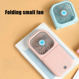 3000mAh-Portable-USB-Hanging-Neck-Folding-Mini-Fan-3-Gear-Summer-Air-Cooler