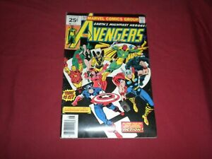 Avengers-150-marvel-1976-bronze-age-3-5-vg-comic-Lots-of-keys-up-See-store