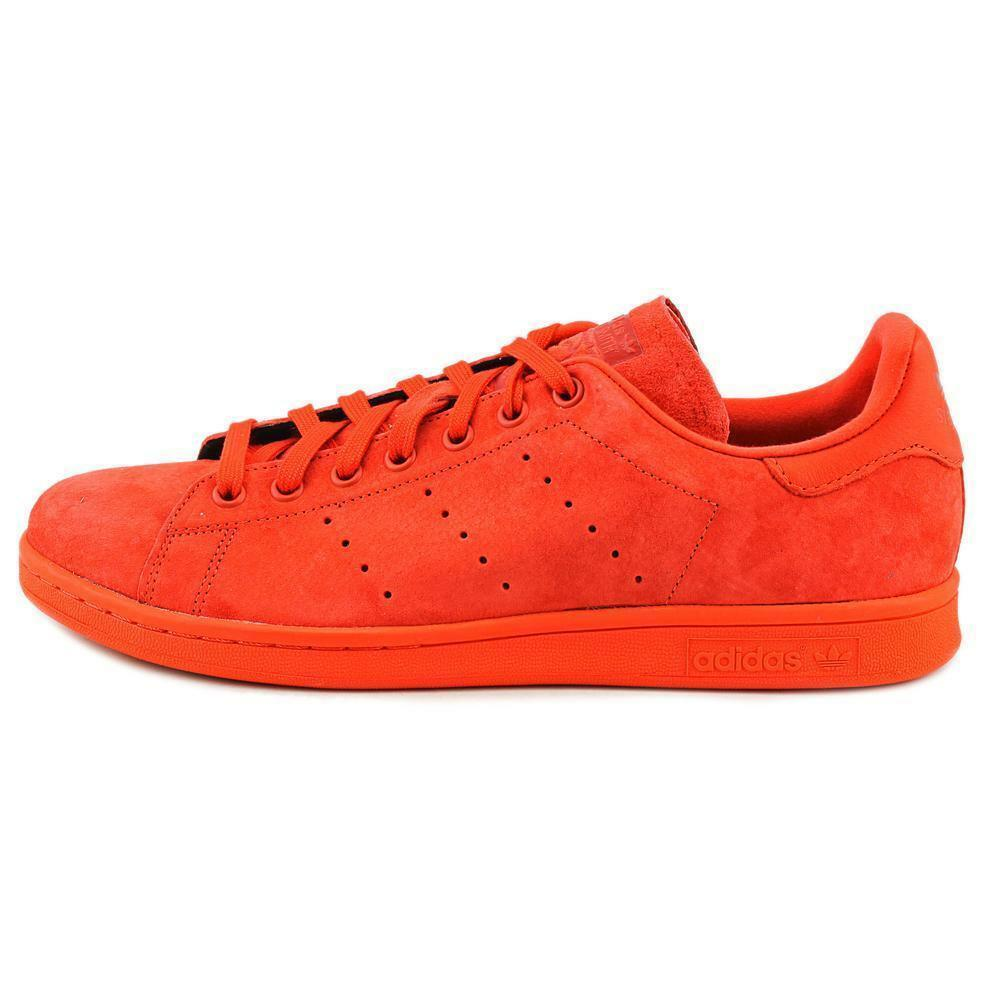 adidas Stan Smith Casual Shoes Mens Size 12 ID S75109 Color Red for ... f624db801