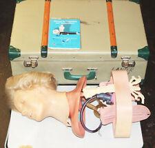 Laerdal Resusci Anne Anatomic Torso Cpr Emt First Aid Training Manikin Amp Case