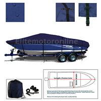 Four Winns 240 Horizon I/o Bowrider Premium Trailerable Boat Cover Navy