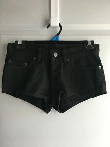 24 Mini adatto taglia Black Xs sarebbe Ksubi Shorts alla 1q8wHgx4