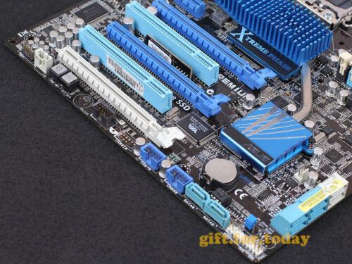 Original ASUS P6X58D Premium Motherboard Intel X58 LGA 1366 DDR3