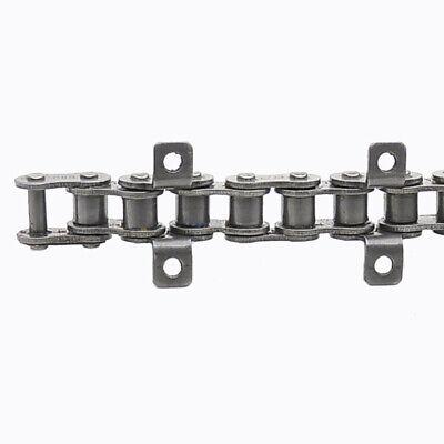 """10B-1 Meterware Witra® Einfach Rollenkette Antriebskette Kette 15,875 mm 5//8/"""""""
