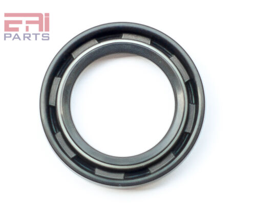 EAI Oil Seal TC 28X42X7 Rubber Double Lip with Spring 28mmX42mmX7mm