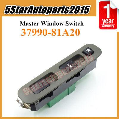 Power Window Master Switch for Toyota Corolla NZE14# Rav4 ACA3# Blade 8404012110