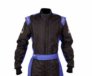 LRP-Youth-Kart-Racing-Suit-Speed-Kid-039-s-Suit-CIK-FIA-Level-2-Rated