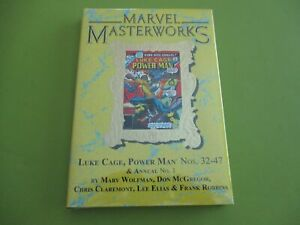 Marvel-Masterworks-271-Luke-Cage-Power-Man-32-74-Annu-Limited-Marble-Variant