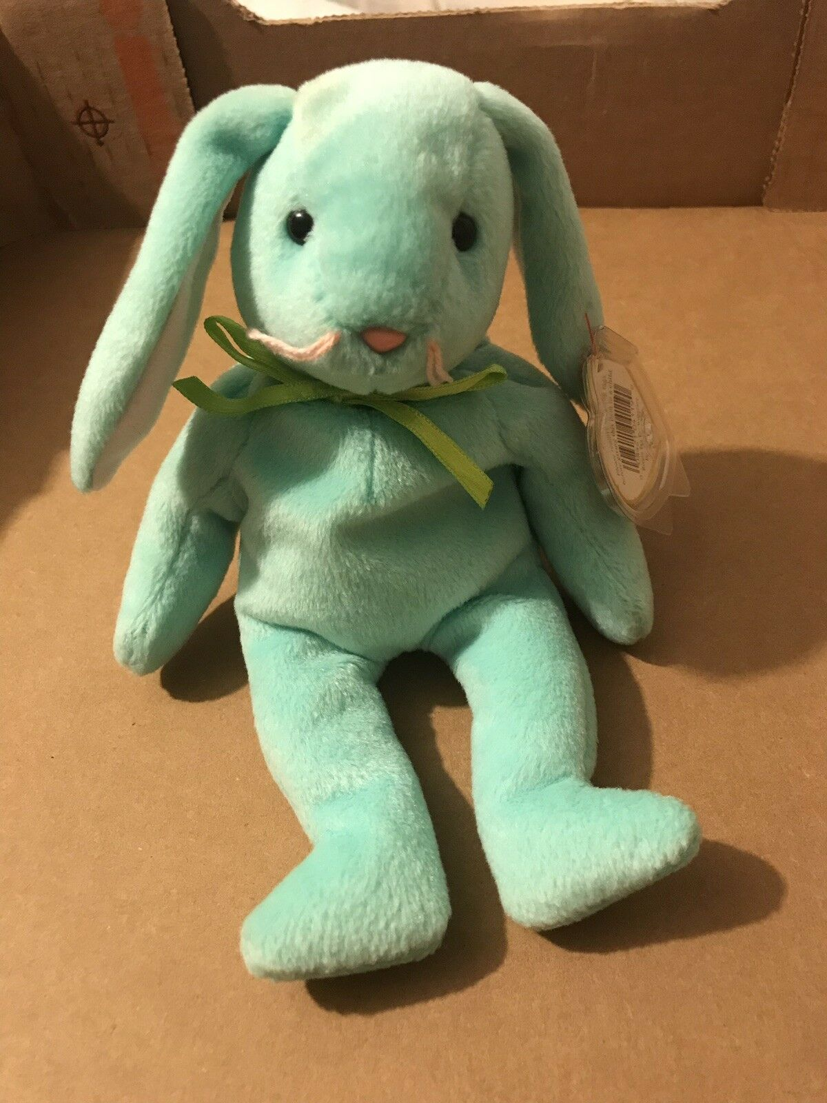 Ty Beanie Babies Extremely Rare1996 Hippity