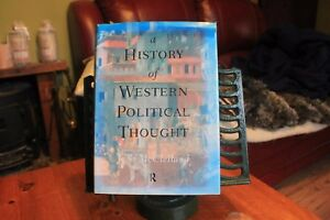 A-History-of-Western-Political-Thought-by-J-S-McClelland-Hardback-1996-RARE