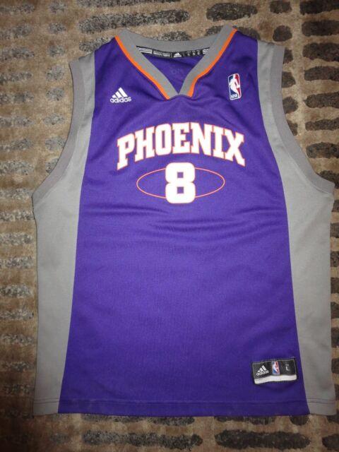 72176e7f7 Channing Frye  8 Phoenix Suns NBA Adidas Jersey Youth L 14-16 Large
