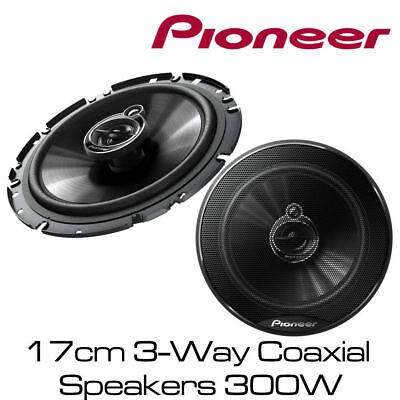 Ford Focus Pioneer 17cm 2-Way Coaxial Speakers Front//Rear Door Speakers 600W