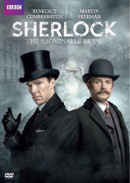 Sherlock: The Abominable Bride DVD Benedict Cumberbatch
